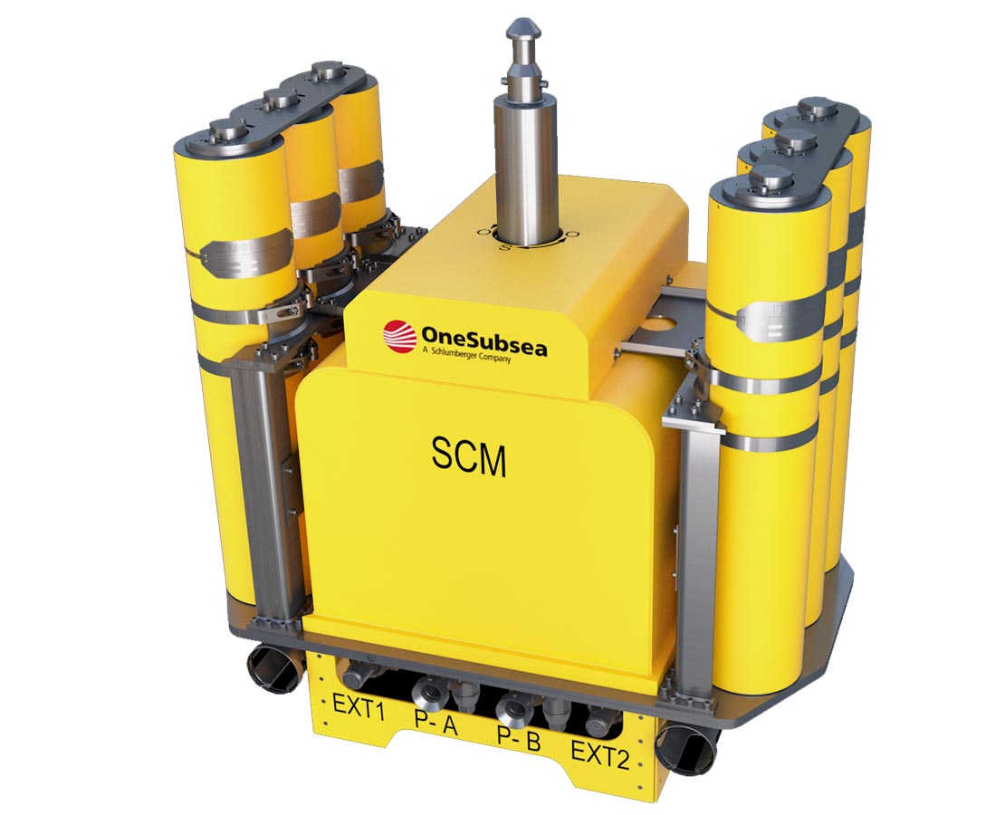Subsea pump control system on subsea pump technology.