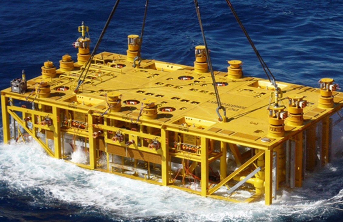 Subsea Oil & Gas Production System Manifold | OneSubsea