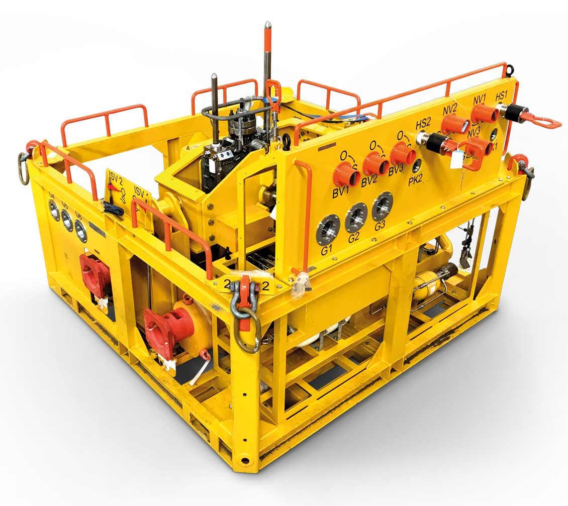 Subsea Modular Injection System