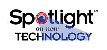 Spotlight on new technology logo